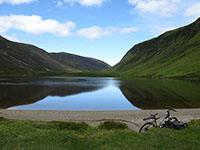 At Loch Loch in Glen Loch